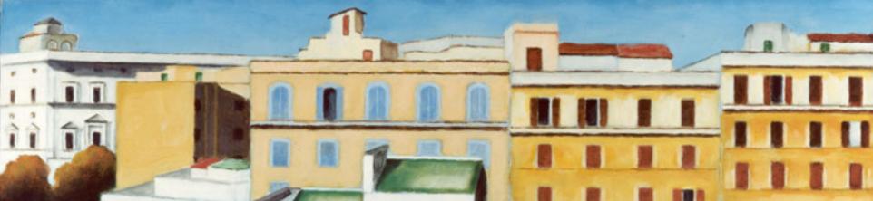 Via Leopardi – Medina Roma Art Gallery