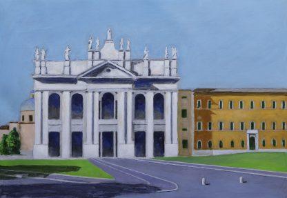 S. Giovanni, opera di Antonio Finelli